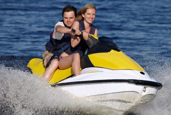 Jet-Ski-Couple